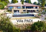 Hôtel Le Castellet - Villa Padi La Cadière d'Azur-1