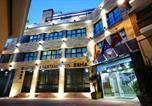 Hôtel Province de Murcie - Aparthotel Bahía-1