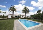 Location vacances Alameda - Casa Rural Cortijo Bersocano en Pedrera Sierra Sur de Sevilla-3