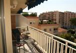 Location vacances Cagnes-sur-Mer - Appartement Azur Paradis-4