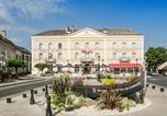 Hôtel Bellegarde - Ibis Montargis-1