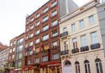 Hôtel Grimbergen - Wellness Apart Hotel-4