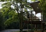 Camping en Bord de rivière Limousin - Huttopia Beaulieu sur Dordogne-3