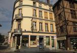 Hôtel Maisons-lès-Chaource - Hotel Arlequin Centre Historique-1