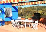 Location vacances El Ronquillo - Villa with 5 bedrooms in Guillena with private pool and Wifi-3