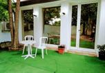 Location vacances  Province de Ferrare - Casa indipendente con Giardino-4