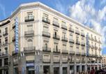 Hôtel Madrid - Hotel Europa-1