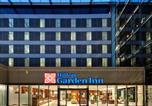 Hôtel Gare de l'aéroport de Francfort-sur-le-Main - Hilton Garden Inn Frankfurt Airport-2
