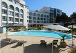 Hôtel Bord de mer de La Rochelle - Résidence New Rochelle-1