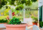 Location vacances  Province de Matera - Villa Il Carrubo - Basilicata-4