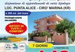Location vacances  Province de Crotone - Florence srl Palace Appartamentiscilanga-1
