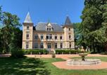 Hôtel Saint-Gérand-le-Puy - Château des Mussets-1
