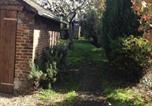Location vacances  Calvados - Le Jardin Secret de Louise-1