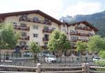 Hôtel Canazei - Albergo Alla Rosa-1