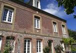 Hôtel Seine-Maritime - Villa Carlotta - Sea resort-1