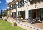 Location vacances Estellencs - Es Capdella Villa Sleeps 10 with Pool Air Con and Wifi-3