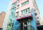 Location vacances Séoul - Zaza Backpackers hostel-1