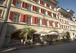 Hôtel Point de vue du Moosfluh - Goldener Schlüssel-1