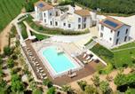 Location vacances Massignano - Borgo Contea Dei Ciliegi 1-1