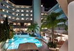 Hôtel Héraklion - Galaxy Iraklio Hotel-3