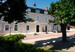 Hôtel La Chapelle-aux-Naux - Hotel The Originals Le Haut des Lys-1