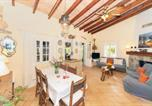 Location vacances Algaida - Randa Villa Sleeps 4 Pool Wifi-3