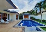 Location vacances Taling Ngam - Lipa Talay Ped - 2 Bed Private Pool Villa-4