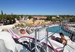 Camping en Bord de mer Languedoc-Roussillon - Camping Mas Des Lavandes-2