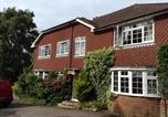 Location vacances Basingstoke - Tower Hill House Basingstoke-1