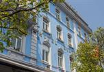 Hôtel 4 étoiles Blotzheim - Euler Hotel Basel-1
