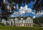 Hôtel Samedan - Cresta Palace Celerina-2
