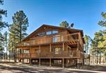 Location vacances Holbrook - 4,500-Square-Foot Pinedale Cabin on 17 Acres!-3