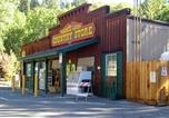 Villages vacances Oakhurst - Yosemite Lakes River Yurt 25-2