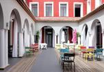 Hôtel Bord de mer de Sète - Hôtel De Paris