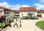 Hôtel Oiron - B&B La Closerie du Clos de Saires-2