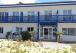 Hôtel Biscarrosse - Hôtel Land'Azur-1