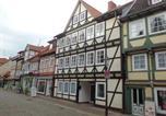 Hôtel Cuxhaven - Hotel zur Altstadt-1