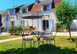 Hôtel Maslives - Chambre d'hôte Montlivault / Chambord-3