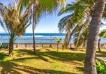 Location vacances  Réunion - Corail - Villa de charme pieds dans l'eau à Saint-Gilles-les-Bains-4