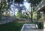 Location vacances Menlo Park - Woodside Guesthouse-4