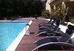 Hôtel Cazilhac - B&B Le Mas Des Chenes-2