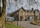 Hôtel Buxton - B/W Plus Buxton Lee Wood Hotel