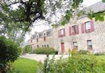 Hôtel Carnac - Les Hortensias de Kerbarch-1
