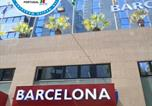 Hôtel Lisboa - Hotel 3k Barcelona-1