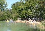 Camping Parcoul - Camping le Chene du lac -3