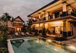 Hôtel Ubud - Ubud Shanti Rice Field House By Supala-1