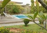 Location vacances  Côte d'Ivoire - Quai 40-4