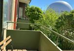 Location vacances Stockholm - Charming and bright flat close to Globen-4