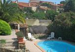 Location vacances Saint-Jean-Pla-de-Corts - Holiday Home Oleander - Tdr100-1
