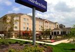Hôtel Huntsville - Hilton Garden Inn Huntsville/Space Center-1